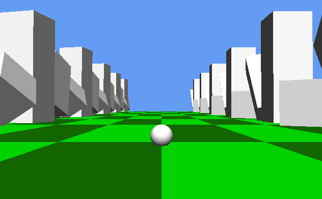 Unity game screenshot