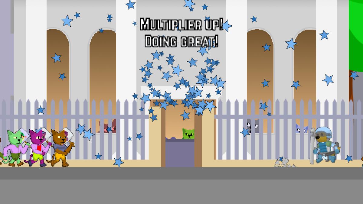 Riotdog gameplay