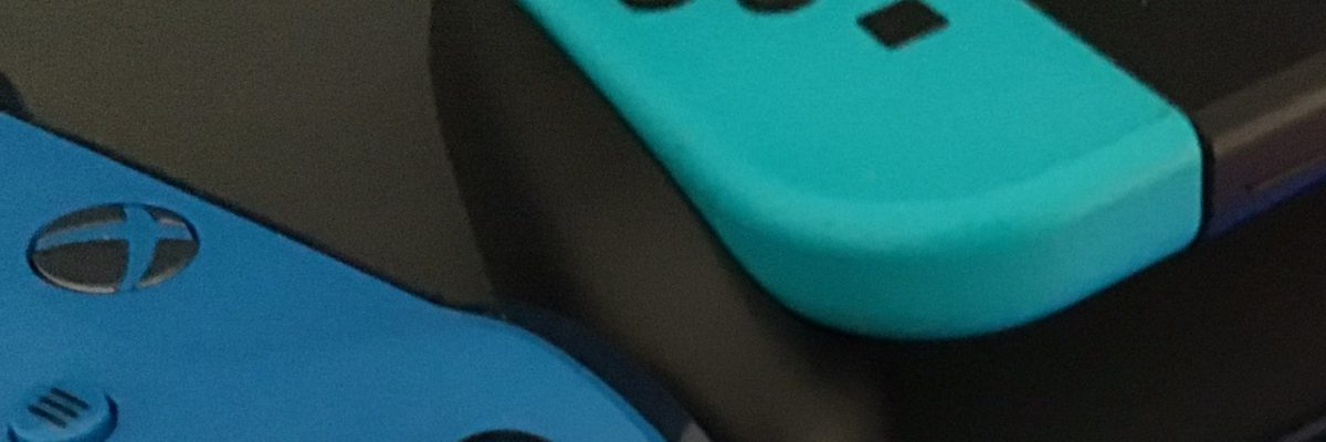 Videogame Controllers and a Smartphone